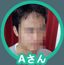 """""""Aさん""""/"""